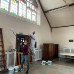 Allerton Church Receives Moving in Gift From Redrow