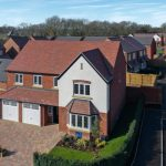 Solihull housing development approaches end of construction